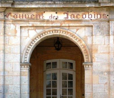 couvent des jacobins Wine Tasting Notes, Ratings
