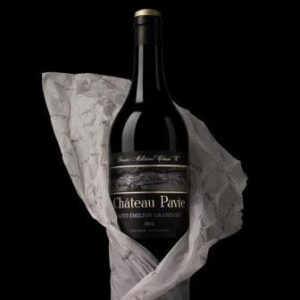 2012 Pavie Label 300x300 Chateau Pavie With New Label for 2012 Vintage Celebrating New Status