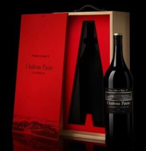 Pavie Magnum 291x300 Chateau Pavie With New Label for 2012 Vintage Celebrating New Status