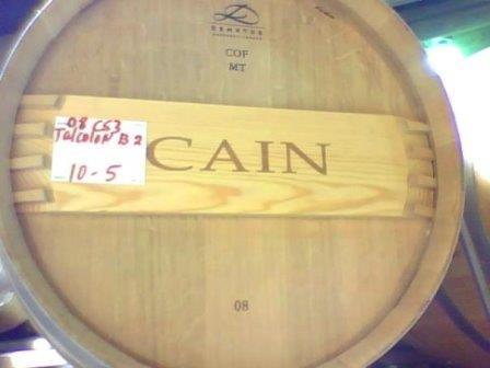 Cain Vineyards Cain Vineyards Napa Valley California Wine Cabernet Sauvignon