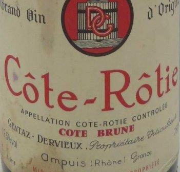 Gentaz Dervieux Domaine Gentaz Dervieux Cote Rotie Rhone Wine, Complete Guide