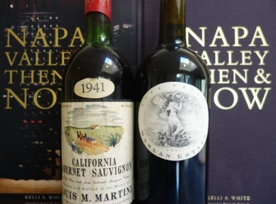 Napa Valley Then and Now