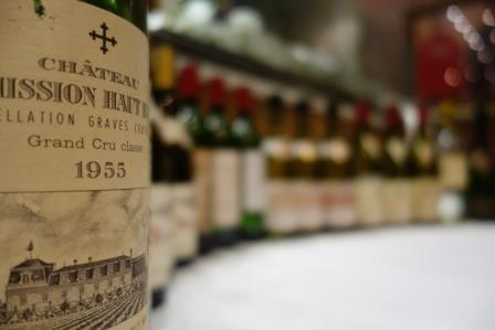 1955 La Mission 1955 Bordeaux Wine Vintage Report and Buying Guide