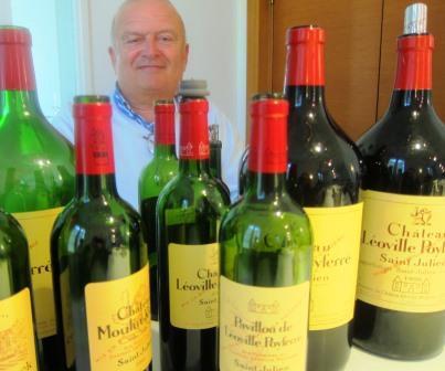 Chateau Leoviille Poyferre Didier Cuvelier Wine of the Week 1996 Leoville Poyferre