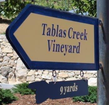 Tablas Creek Wine Tablas Creek Central Coast Paso Robles California Rhone Ranger Wines