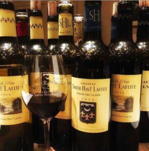 2016 Smith Haut Lafitte 296x300 2016 Pessac Leognan, Graves, Tasting Notes Ratings Red and White Wine