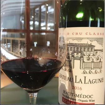 La Lagune 2016 2016 Haut Medoc, Medoc Wine Tasting Notes, Ratings