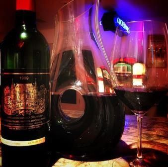 Chateau Palmer Margaux Wine Bottle Wine of the Week 1999 Chateau Palmer, Margaux