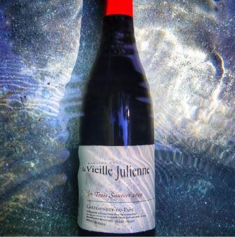 Wine of the Week 2010 Domaine de la Vieille Julienne Les Trois Sources