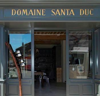 Domaine Santa Duc Chateauneuf du Pape Gigondas Domaine Santa Duc Chateauneuf du Pape Rhone Wine, Complete Guide