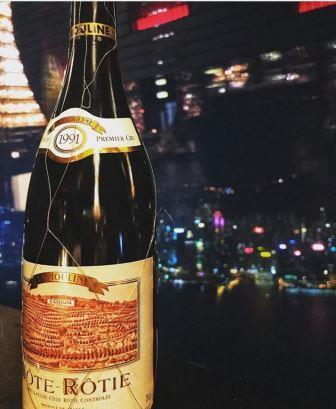 Wine of the Week 1991 Guigal La Mouline