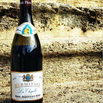 Wine of the Week 2015 Paul Jaboulet Aine Hermitage La Chapelle