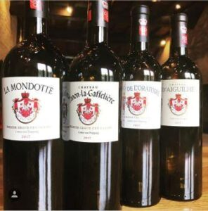 2017 Canon La Gaffeliere Neipperg Saint Emilion 296x300 2017 Saint Emilion Tasting Notes Ratings Harvest info for all the Best Wines