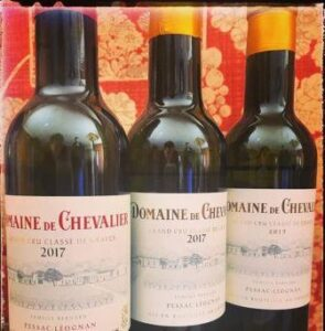 2017 Domaine de Chevalier Pessac Leognan 295x300 2017 Pessac Leognan Tasting Notes, Harvest info for Red and White Wine