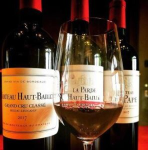 2017 Haut Bailly Pessac Leognan 296x300 2017 Pessac Leognan Tasting Notes, Harvest info for Red and White Wine