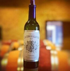 2017 La Conseillante Pomerol 298x300 2017 Pomerol Tasting Notes Ratings Harvest Info for all the Best Wines