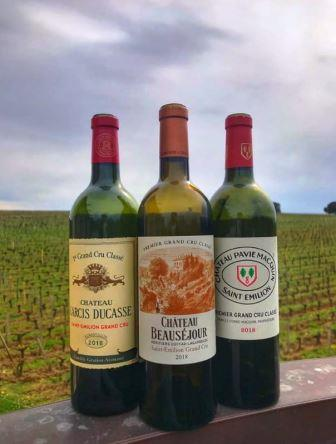 2018 St Emilion Guide Tasting Notes Ratings Vintage Info for Top Wines