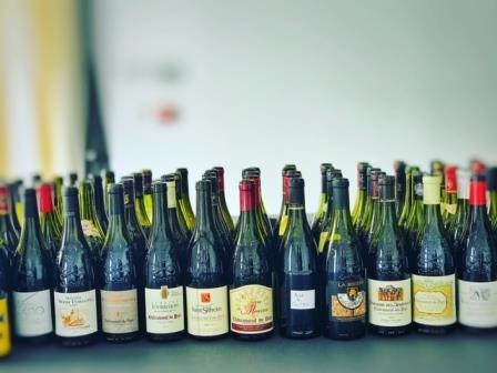 2017 Chateaueuf du Pape Top 200 wines The Best 200 wines from the 2017 Chateauneuf du Pape Vintage