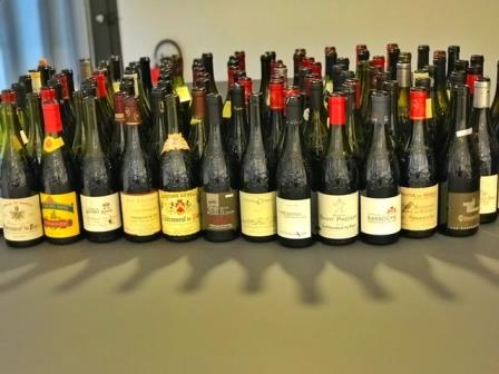 2017 Chateauneuf du Pape Best 200 Wines The Best 200 wines from the 2017 Chateauneuf du Pape Vintage