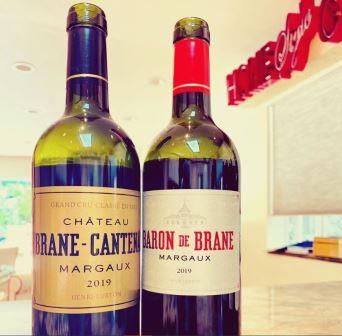 2019 Brane Cantenac Best 2019 Margaux Wines, Tasting Notes, Ratings, Harvest Reports