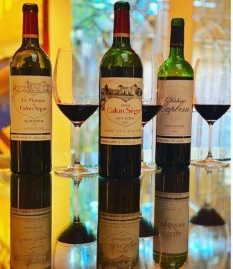 2019 Calon Segur Best 2019 Saint Estephe Wine Tasting Notes, Ratings, Harvest Reports