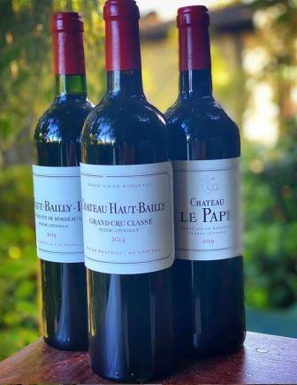 2019 Haut Bailly Best 2019 Pessac Leognan Wines, Tasting Notes, Ratings, Harvest Reports