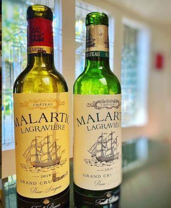 2019 Malartic Lagraviere Best 2019 Pessac Leognan Wines, Tasting Notes, Ratings, Harvest Reports