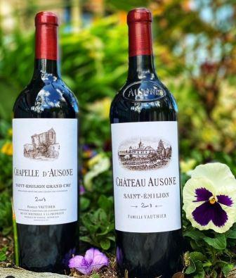 2018 Chateau Ausone 2018 St. Emilion Wine Guide Pt 1 Tasting Notes, Reviews, Buying Tips, A G