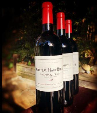 2018 Chateau Haut Bailly 2018 Pessac Leognan Complete Guide, Tasting Notes Reviews Buying Tips