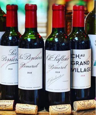 2018 Chateau Lafleur Pomerol 2018 Pomerol Complete Guide, Tasting Notes, Ratings, Best Wines