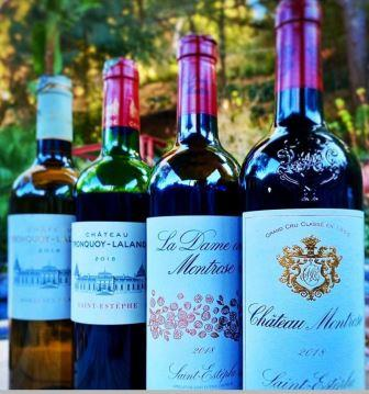 2018 Chateau Montrose Wines 2018 Saint Estephe In Bottle Tasting Report Notes Ratings Buying Guide