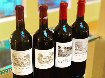 2018 Lafite Rothschild 2018 Pauillac in Bottle Tasting Report, Notes, Ratings, Buying Guide