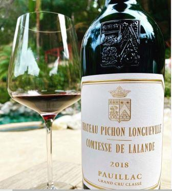 2018 PIchon Lalande Wine 2018 Pauillac in Bottle Tasting Report, Notes, Ratings, Buying Guide