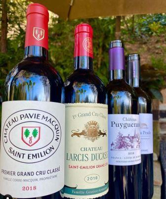 2018 Pavie Macquin 2018 St. Emilion Wine Guide Pt 2 Tasting Notes, Reviews, Buying Tips, H L