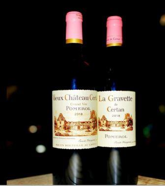 2018 Vieux Chateau Certan Wine 2018 Pomerol Complete Guide, Tasting Notes, Ratings, Best Wines