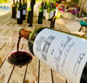 2020 Leoville Las Cases 300x287 Best 2020 St. Julien Wines, Tasting Notes, Ratings, Harvest Reports