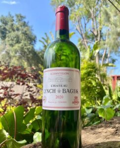 2020 Lynch Bages 243x300 Best 2020 Pauillac Wine Tasting Notes, Ratings, Harvest Reports