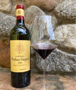 2020 Phelan Segur 253x300 Best 2020 Saint Estephe Wine Tasting Notes, Ratings, Harvest Reports