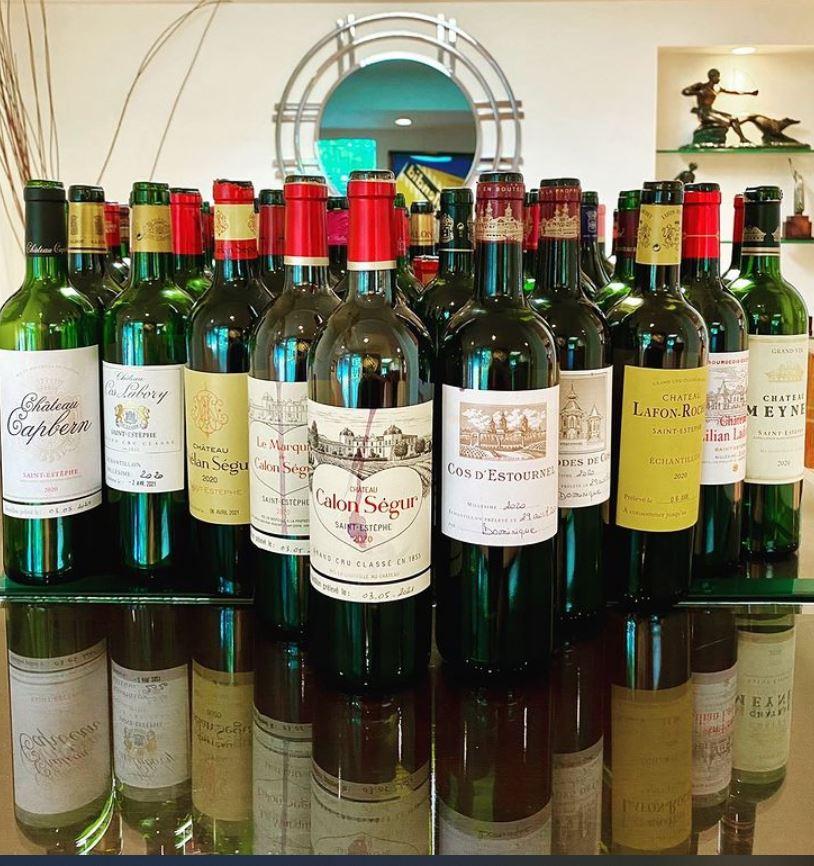 Best 2020 Saint Estephe Wine Tasting Notes, Ratings, Harvest Reports