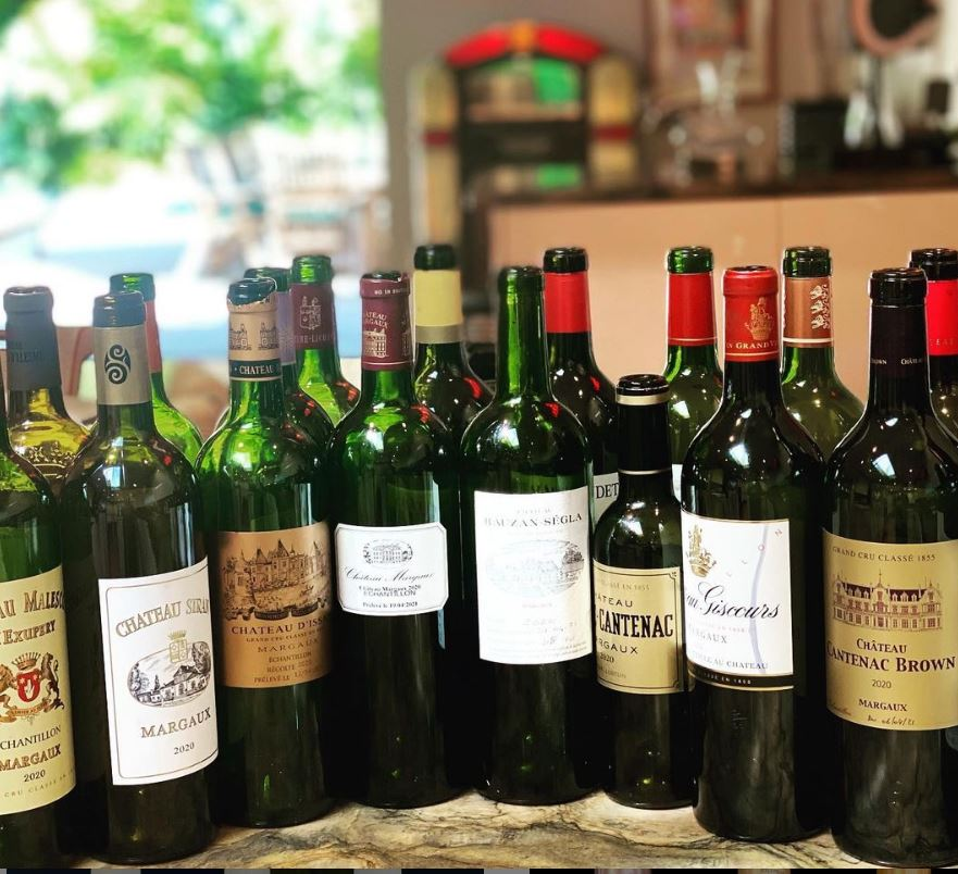 Best 2020 Margaux Wines, Tasting Notes, Ratings, Harvest Reports