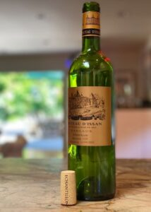 2020 dIssan 214x300 Best 2020 Margaux Wines, Tasting Notes, Ratings, Harvest Reports